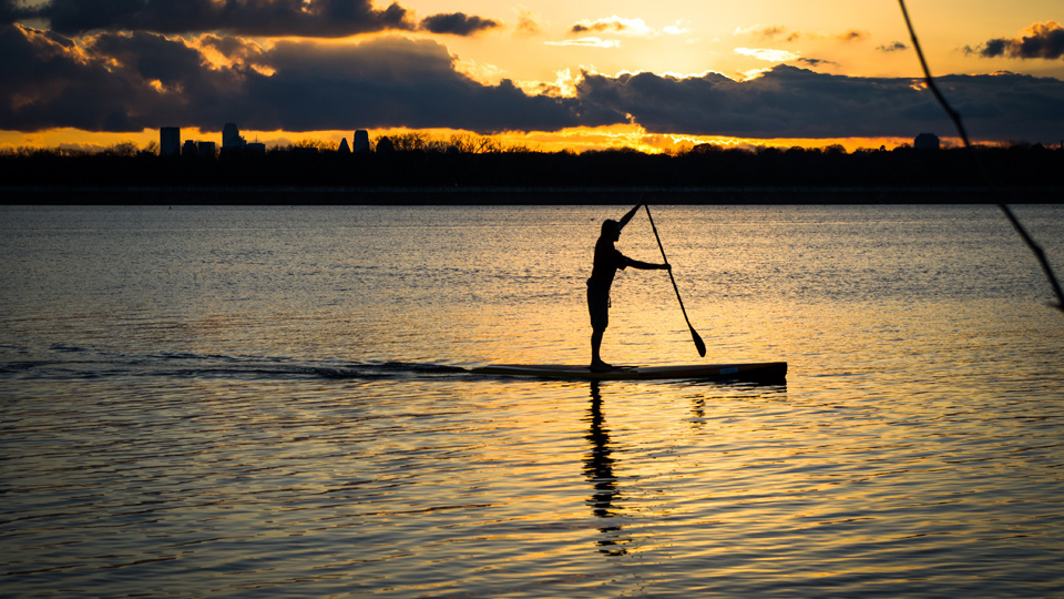 Paddleboarding 101: What is an A-Frame?