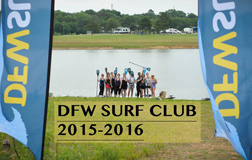 DFW Surf Club on Grapevine Lake