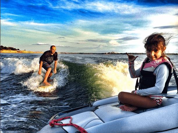 DFW Surf Wakesurfing