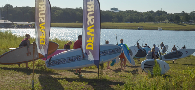 Lake Grapevine Beginner Paddleboarding Classes