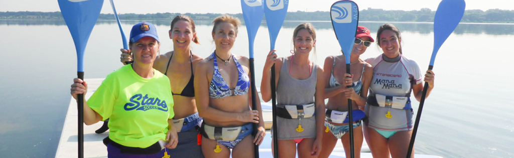 Learn How to Paddleboard