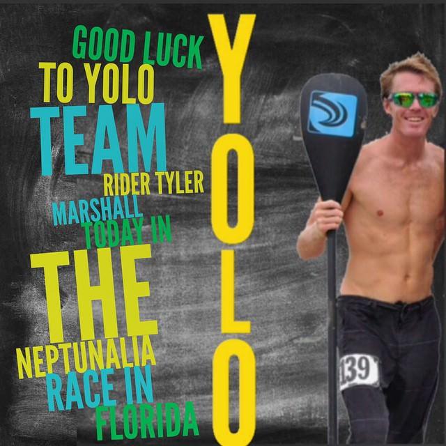 YOLO Board team rider Tyler Marshall