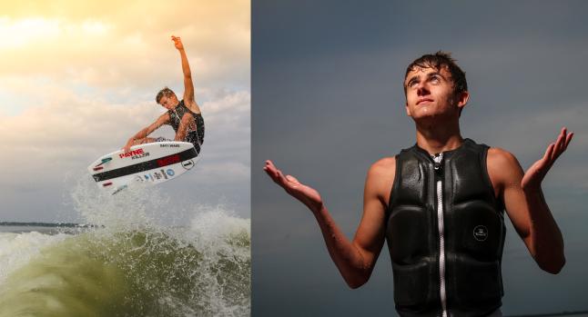 Parker Payne Wakesurf Athlete