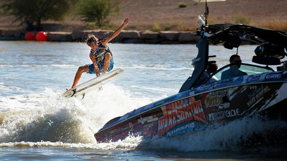 Parker Payne- How to Get Air Wakesurfing