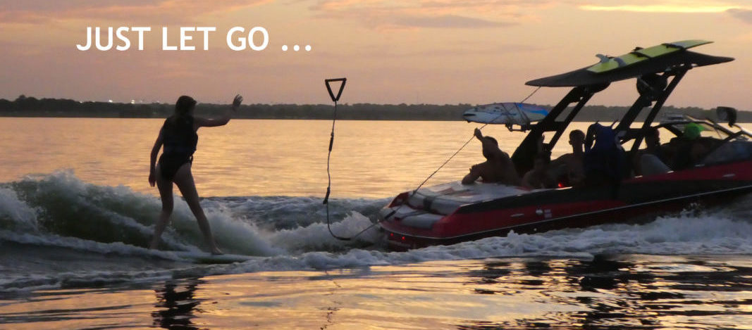Just Let Go- Wakesurf Rope