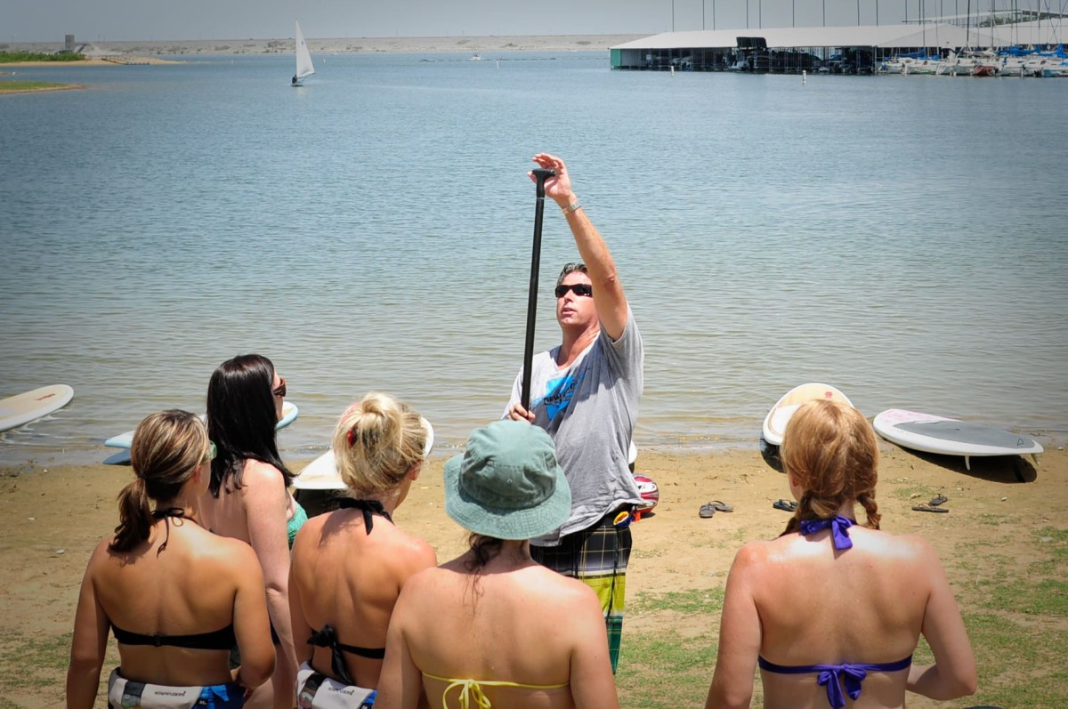 Paddleboard Classes Dallas/Fort Worth