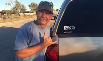 DFW Surf-bassador Jeff Stearns