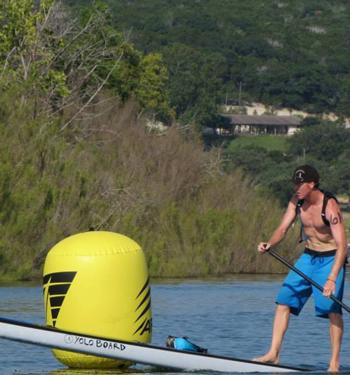 Tyler Marshall Wins the 1st Annual Bambu Bash on Lake Belton sponsored by Waterside Sports