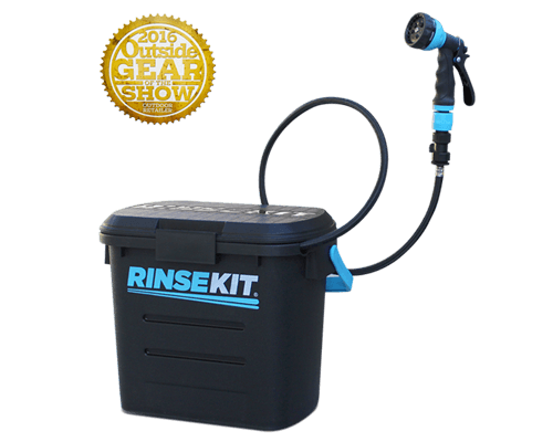 RinseKit- Pressurized Spray for sale in Dallas