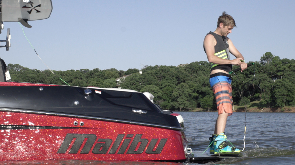 Malibu Boats Wakesurfing Watch