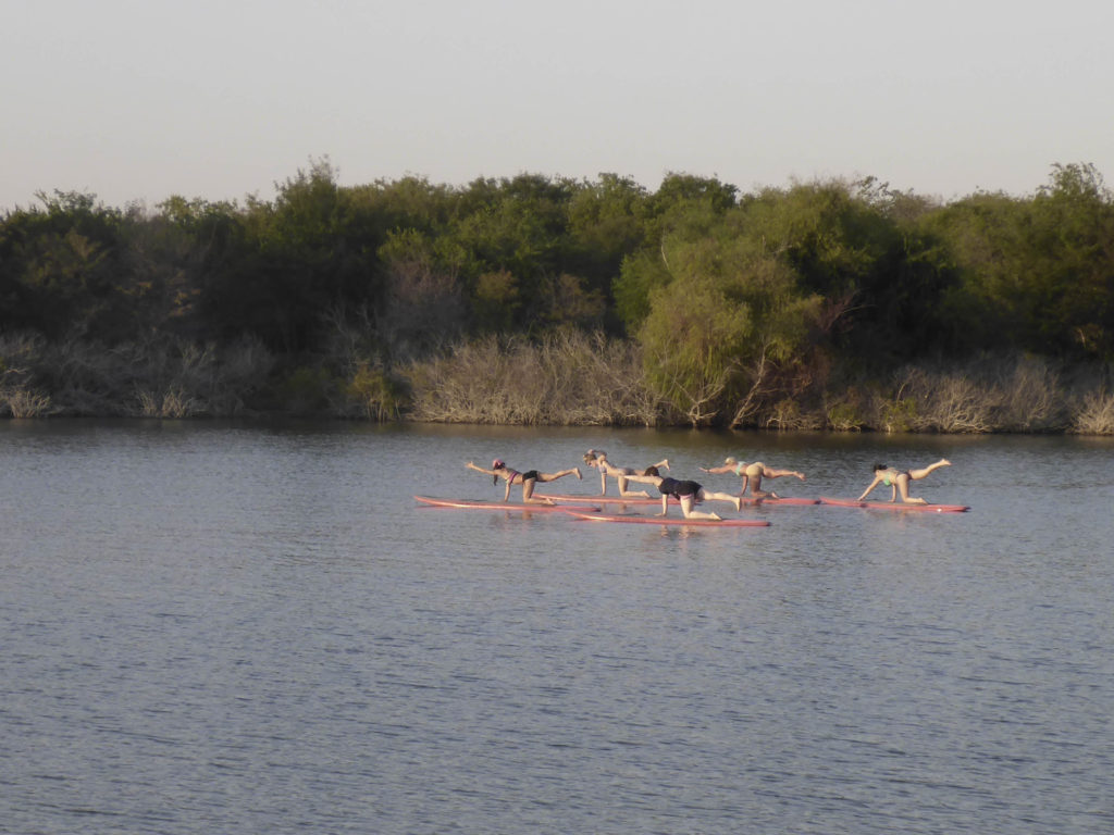 yoga-lake-lewisville-dfw-surf