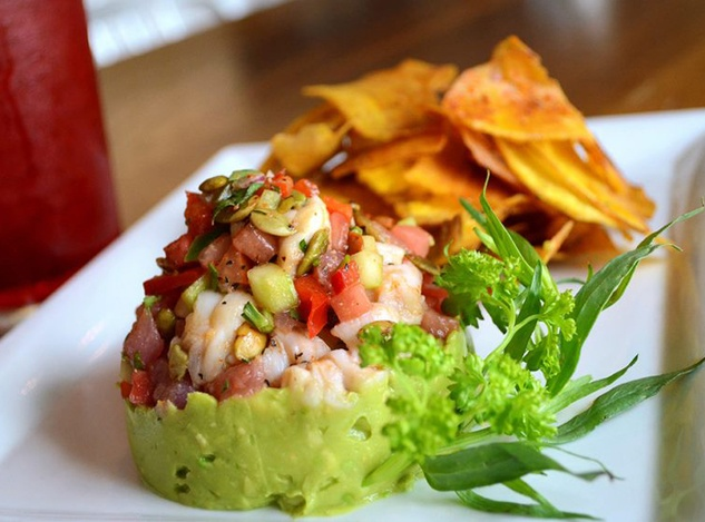 Dive Coastal Cuisine Ceviche
