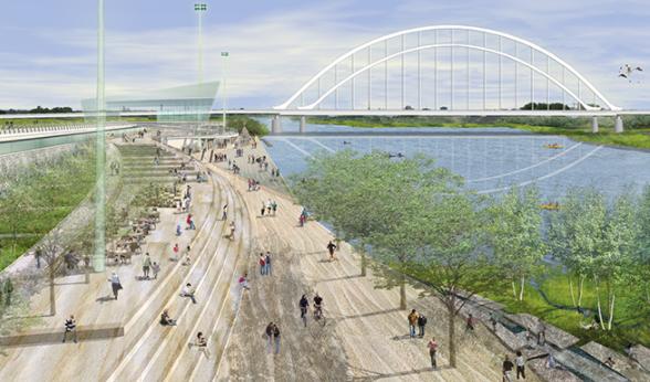 Trinity River Corridor Project image