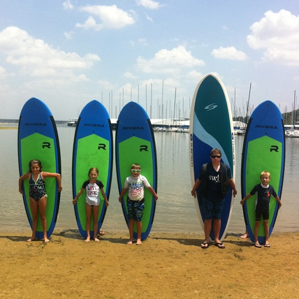 dfw surf summer camps