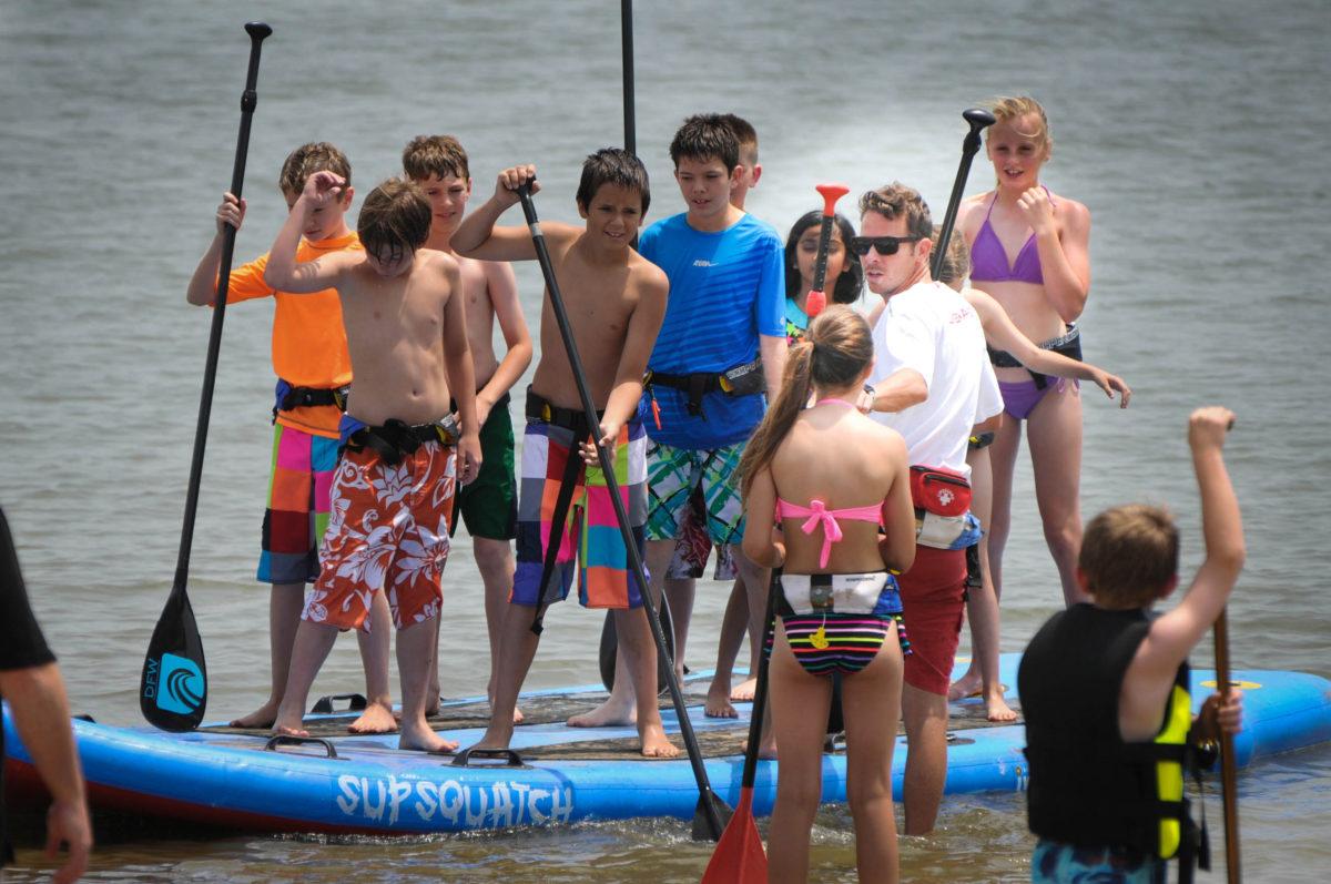 Mike Fitzpatrick DFW Surf Coach
