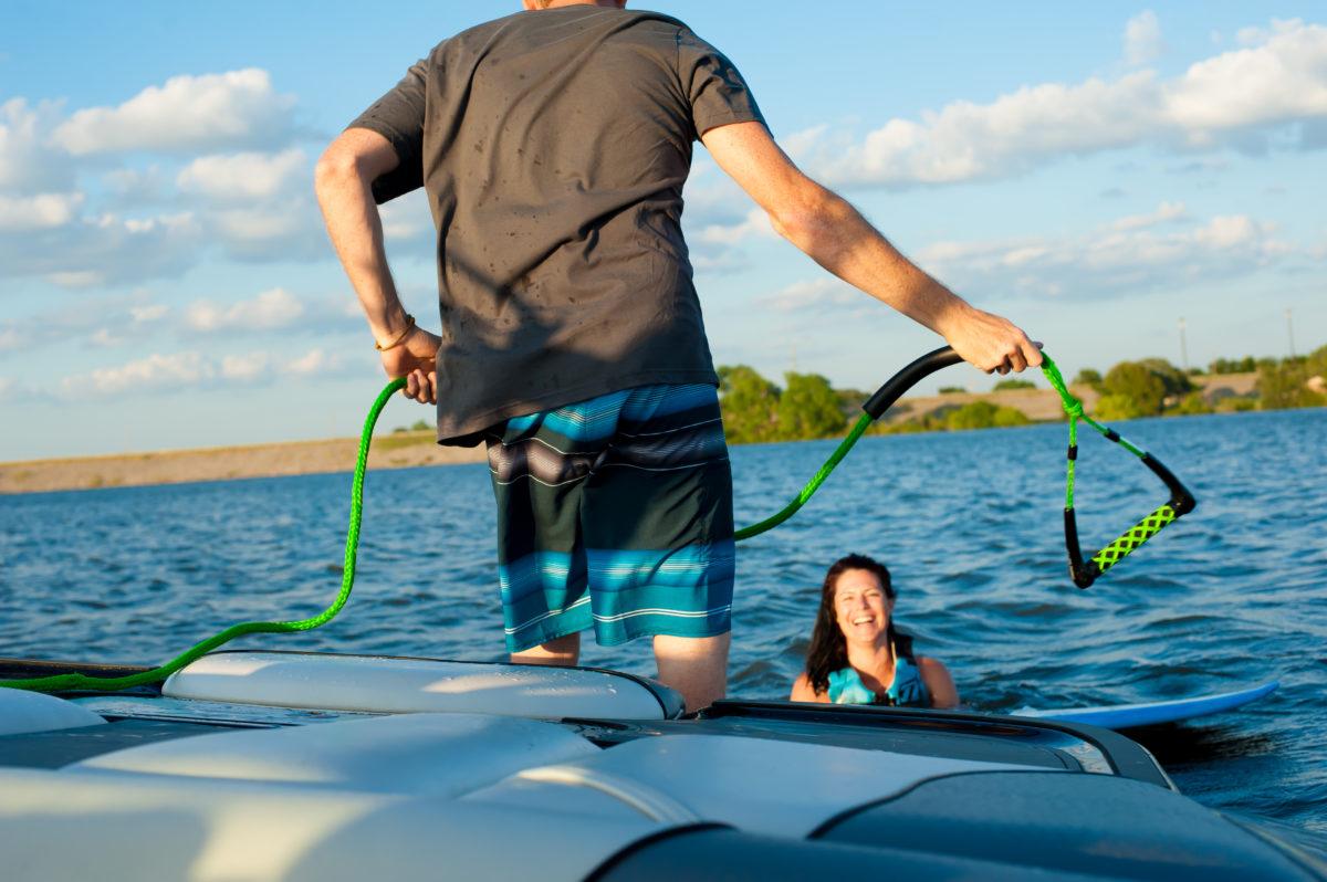 wakesurfing lessons