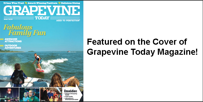 Grapevine Today Summer 2015 Featuring DFW Surf Camps