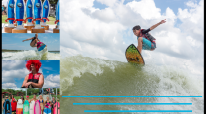 Surf The Lake Wakesurfing Contest Favorite Moments