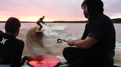 Mens Wakesurf Retreat at Possum Kingdom