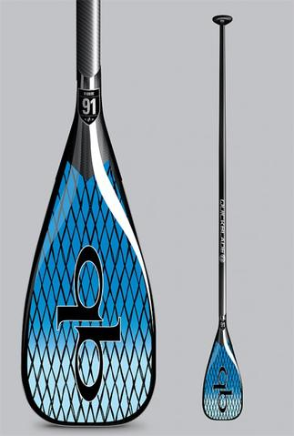Quickblade Paddles V Drive with Vector Netting